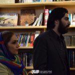 بامداد بیات مراسم رونمایی آلبوم اهورا ایمان