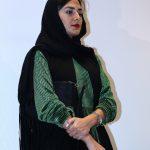 هدی زین العابدین در اکران مردمی عرق سرد
