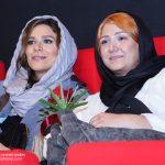 باران کوثری و سحر دولت شاهی در اکران مردمی عرق سرد