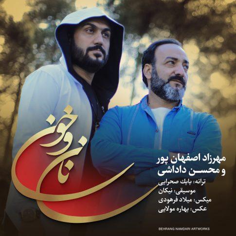 مهرزاد اصفهان پور و محسن داداشی
