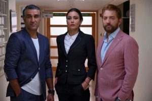 معرفی بازیگران خارجی فیلم ایرانی «ایده اصلی»