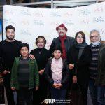بهروز افخمی مرجان شیرمحمدی محمد نادری و گوهر خیراندیش سام درخشانی