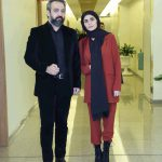 شیرین احمدلو و بابک صحرایی