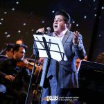 مهدی یغمایی در کنسرت نوستالژی ناصر چشم آذر