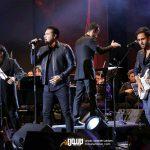 گروه سون در کنسرت نوستالژی ناصر چشم آذر