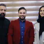بابک جهانبخش و آوا منصوری در کارگاه ترانه بابک صحرایی