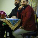 بابک جهانبخش در کارگاه ترانه بابک صحرایی