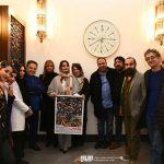 جشن افتتاحیه تئاتر مرگ فیدل