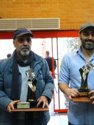 برگزیده های قضایی فیلم فجر