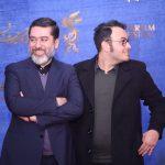 محمدحسین مهدویان و محمود رضوی