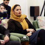 سپیده خداوردی در کارگاه ترانه بابک صحرایی