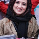 گلاره عباسی در سیل مهربانی