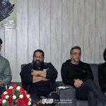 مهدی دارابی بابک صحرایی رضا صادقی علی یاسینی