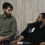 رضا صادقی و علی یاسینی