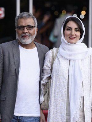 بهروز افخمی و مرجان شیرمحمدی
