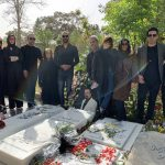 اولین سالگرد ناصر چشم آذر