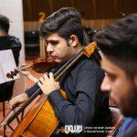 تمرین کنسرت ناصر جشم آذر