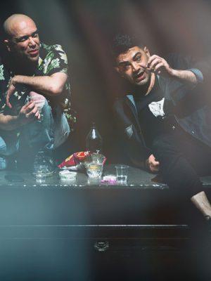 فرزاد حسنی در هوس و هفت دقیقه