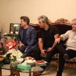 امیر کریمی شاهین جهانگیری محمود شهریاری