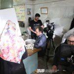 پشت صحنه خون شد به کارگردانی مسعود کیمیایی