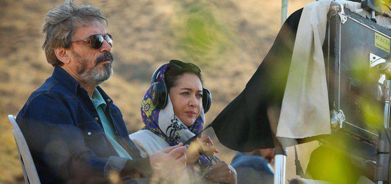 نیکی کریمی و حسین علیزاده