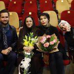 رازیما میرزایی سوزان صفانیا گلاب آدینه پویا امینی