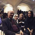 ایرج طهماسب و دخترهایش
