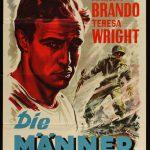 پوستر مردان با بازی مارلون براندو