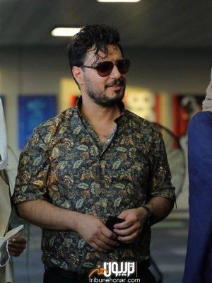 رعنا آزادی ور و جواد عزتی و الهه حصاری