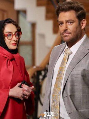 محمدرضا گلزار و هانیه توسلی