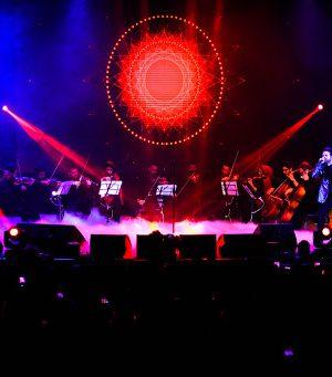کنسرت های آنلاین