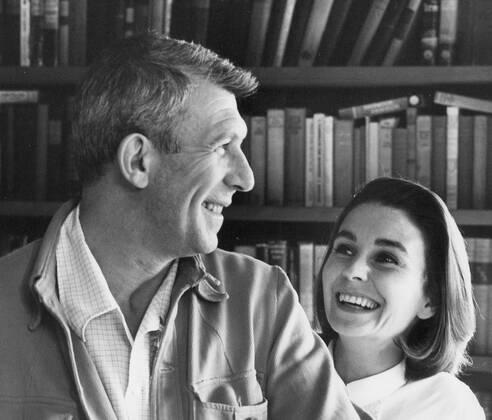 جین سیمونز و ریچارد بروکس