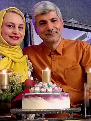 مریم کاویانی و رامین مهمان پرست